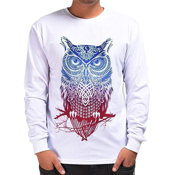 9a330caf58dca7 Styledresser Camicie E T-Shirt Sportive da Uomo,Sweatshirt Grey Felpa da  Uomo Pullover Manica Lunga Casual con Stampa 3D Hip Hop: Amazon.it:  Abbigliamento