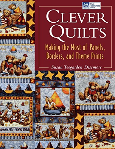 Patterns Beach Quilt - Clever Quilts: Making the Most of Panels, Borders, and Theme Prints