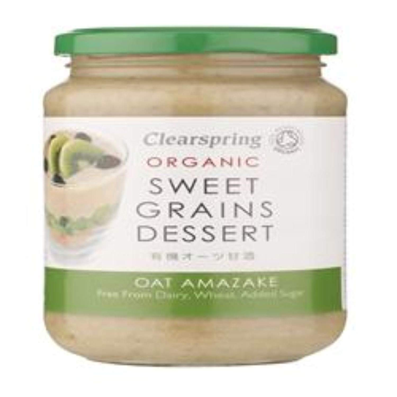 Clearspring Organic Oat Amazake Sweet Grains Dessert 360g
