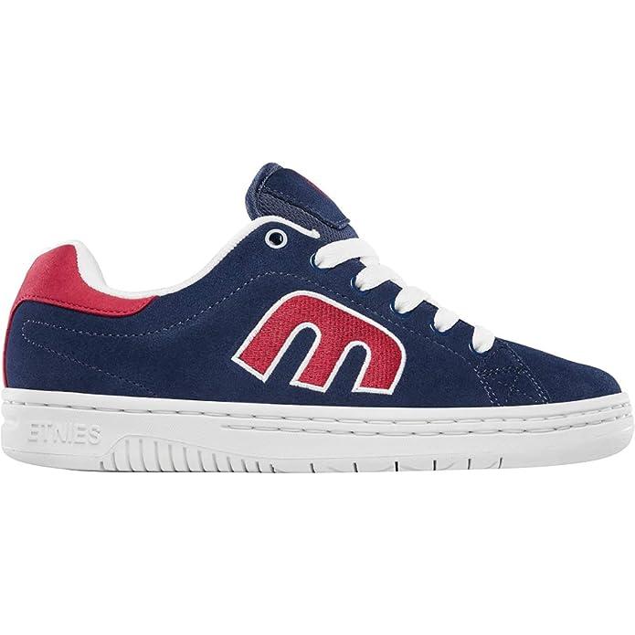 Etnies Calli-Cut Sneakers Damen Herren Unisex Marineblau/Rot/Weiß