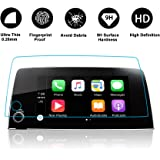 2017 2018 Honda CRV Trapezoid Tempered Glass Protector for Special CRV Navigation Screen Display Lx Ex Ex-l Touring 7 Inches