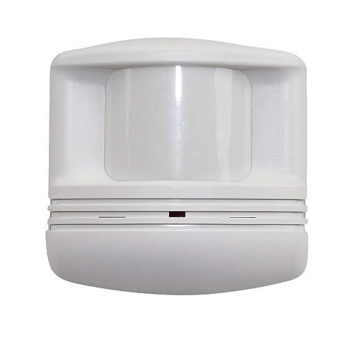 Amazon.com: Wattstopper CX-105 24V 2,000 Sq. Ft. Dense Wide Angle Lens Passive Infrared Ceiling/Wall Occupancy Sensor, White: Home Improvement