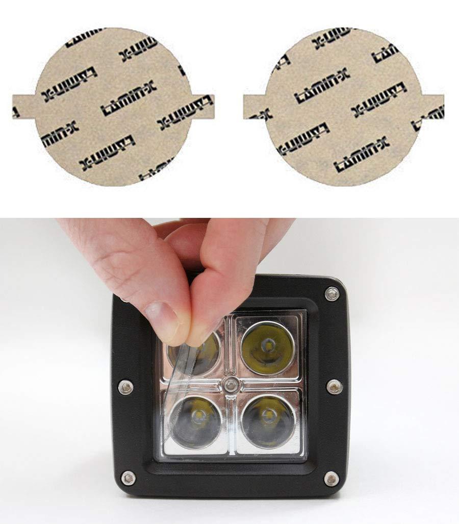 Lamin-x FT401CL Fog Light Film Covers