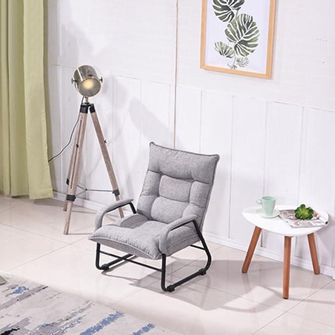 Amazon.com: Mahzong Sofá de ocio moderno y minimalista, sofá ...
