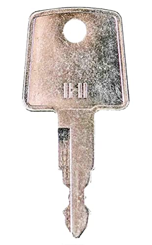 IHI 5080 IHI ignition set of 5 Excavator Key for all Excavators Dozers