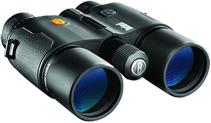 Bushnell 10x42 Fusion ARC Laser Rangefinder Binoculars - The Best Compact Unit