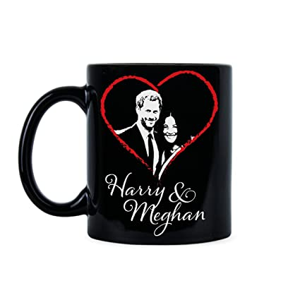 Harry And Meghan Mug Prince Harry Meghan Markle Commemorative Coffee Mugs Harry Meghan Engagement