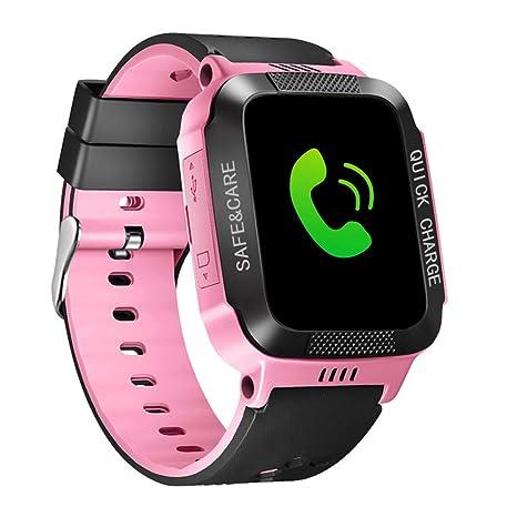 Amazon.com: ele ELEOPTION - Reloj inteligente para niños ...