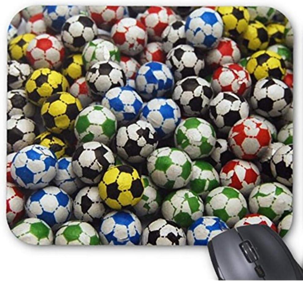 Alfombrilla de ratón Impresión de balones de Chocolate Alfombrilla ...
