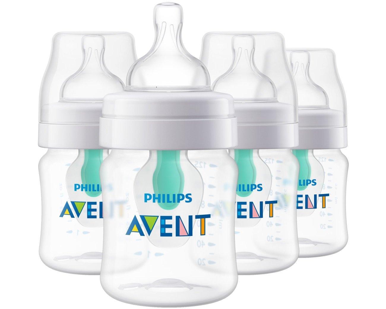 MAM Bottles 330ml  1pk Pink Blue Green 4pk Boys Girls 2pk