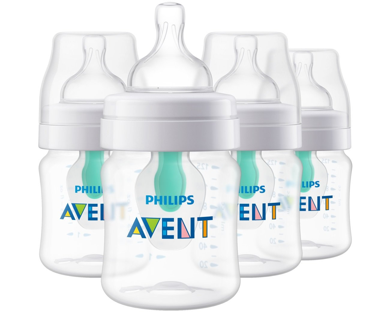 6f956e1a7f9 Amazon.com   Philips Avent Anti-colic Baby Bottle with AirFree vent ...