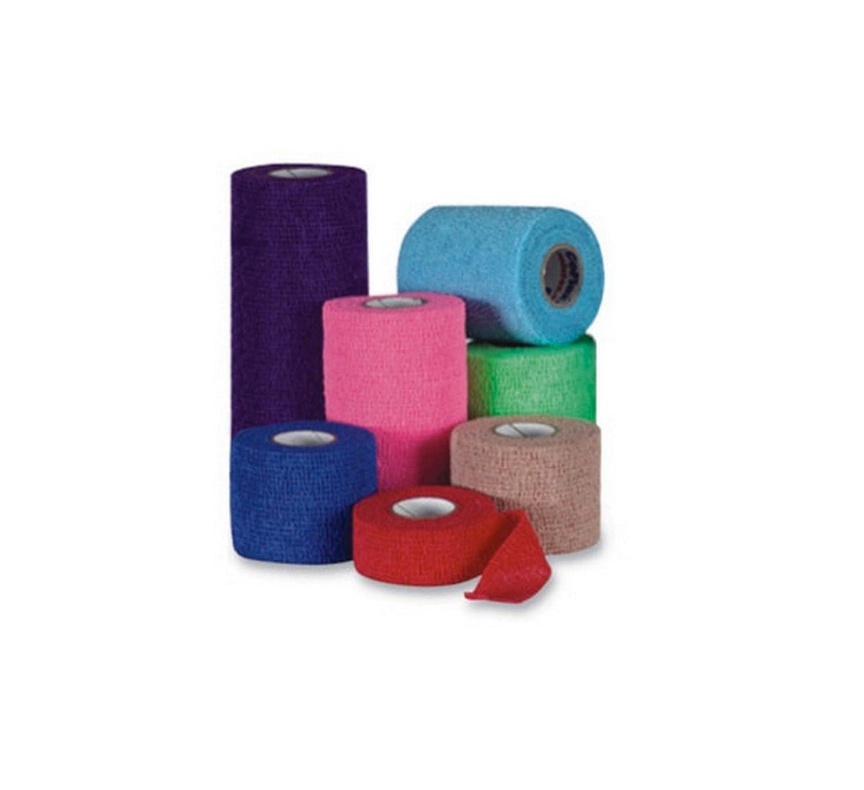BSN selbsthaftende Bandage Haftbandage, co-Plus LF ohne Latex Haftbandage Flesh, 72100–17
