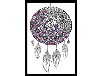Amazon Design Works Crafts Zenbroidery Fabric 40 X 40 Inspiration Dream Catcher Works