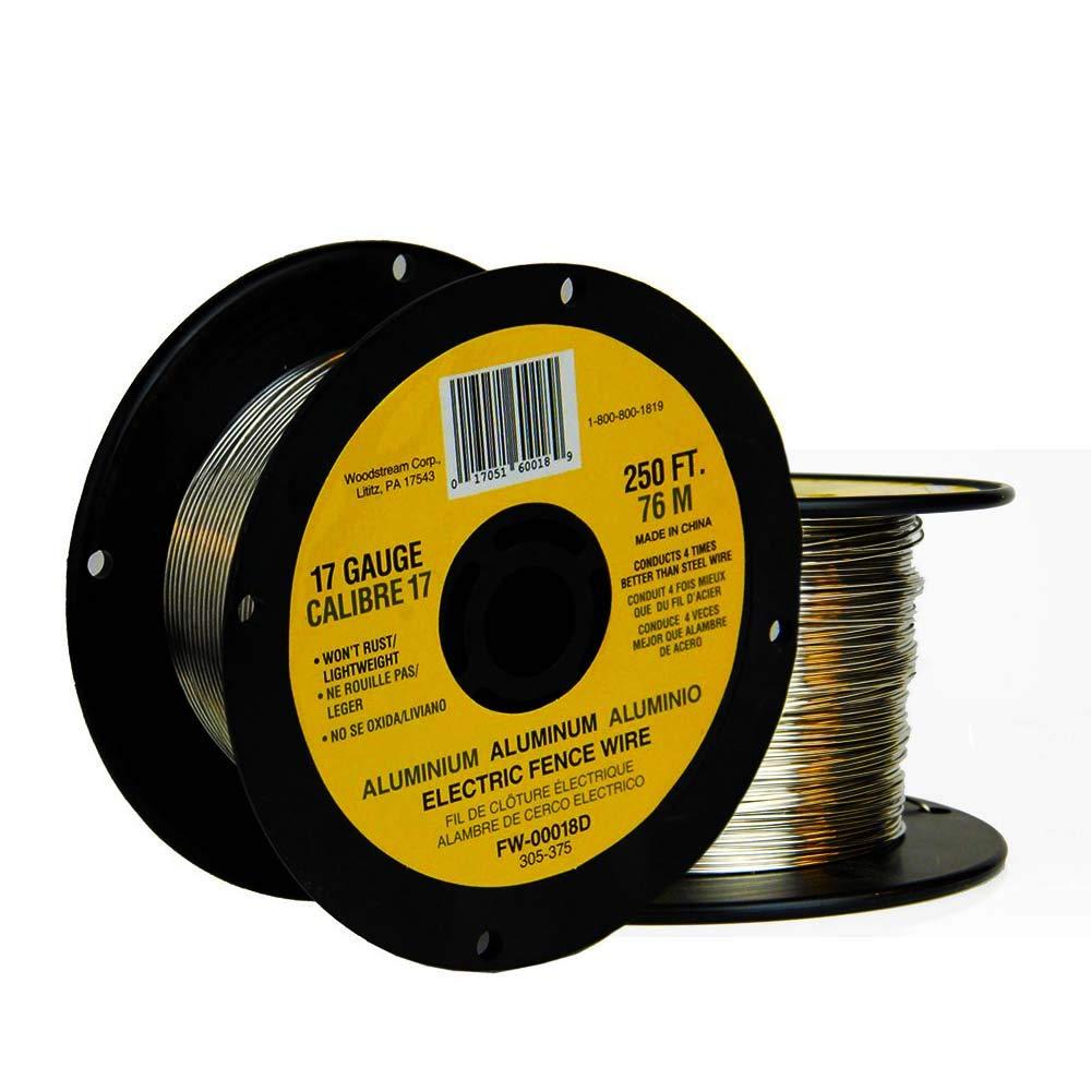 Amazon.com: Zareba FW-00018D Fi-Shock - Bobina de alambre de ...