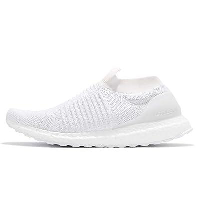 2839d1f422966 adidas Ultra Boost Laceless White - 6 UK  Amazon.co.uk  Shoes   Bags