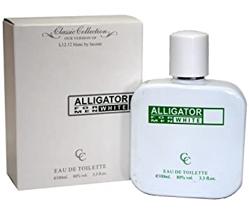 Alligator White Perfume For Him 3.3 oz Eau de Toilette (Imitation)