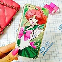 """BB Kate : Iphone 6 4.7""""cute Lovely Japanese Super Girls Design Soft Silicone Skin Case # 02"""