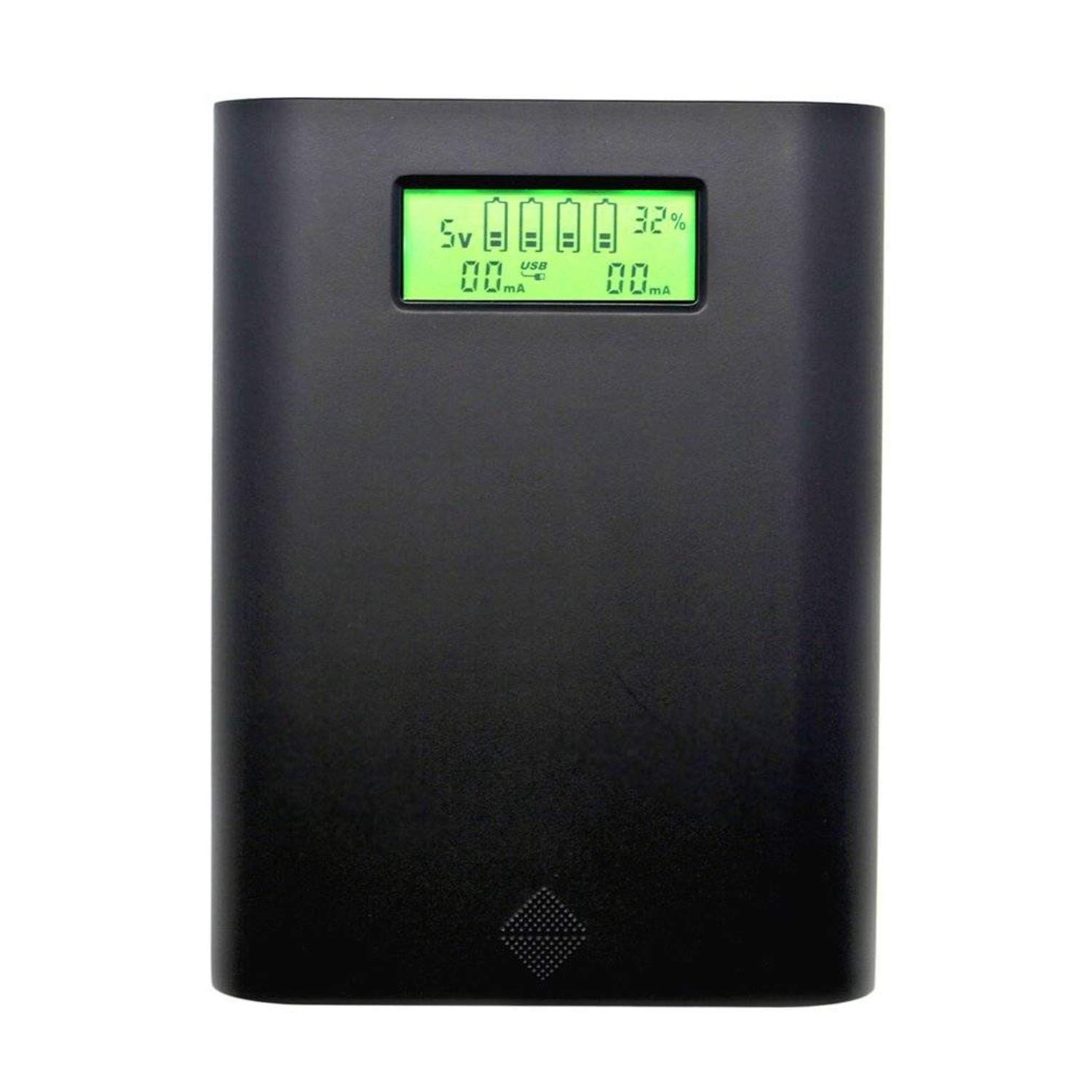 SHUTAO Soshine E3S LCD Display Replaceable Battery Charger for 4 Pieces 18650 Battery