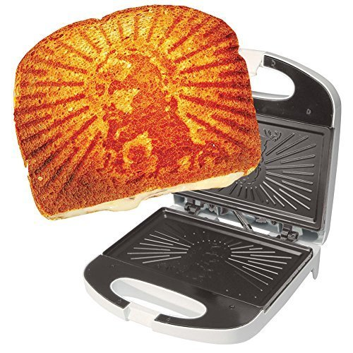 The Grilled Cheesus Sandwich Press by omrgoods