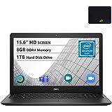 """Dell Inspiron 15.6"""" HD Laptop, Intel 4205U Processor, 8GB DDR4 Memory, 1TB HDD, Online Class Ready, Webcam, WiFi, HDMI…"""