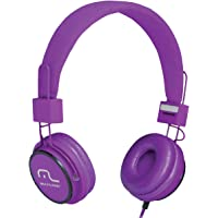 Fone De Ouvido Multilaser Microfone Headfun Roxo P2 - PH090