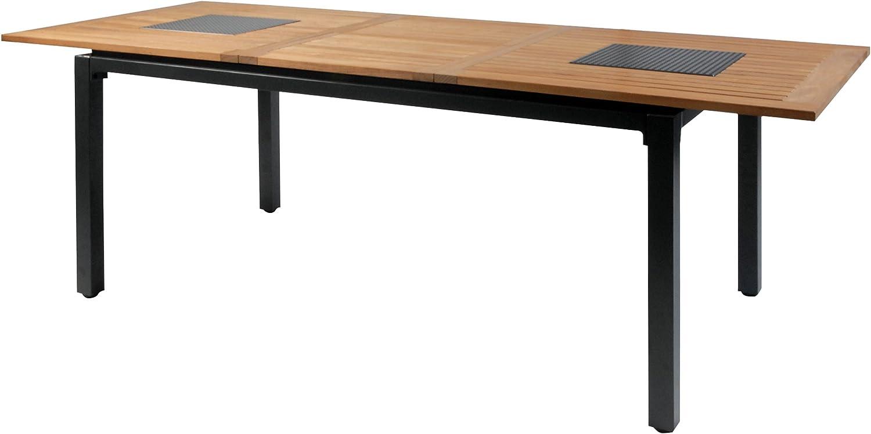 Hartman 62417210 Concept - Mesa (Aluminio, 210 x 160 x 90 cm)
