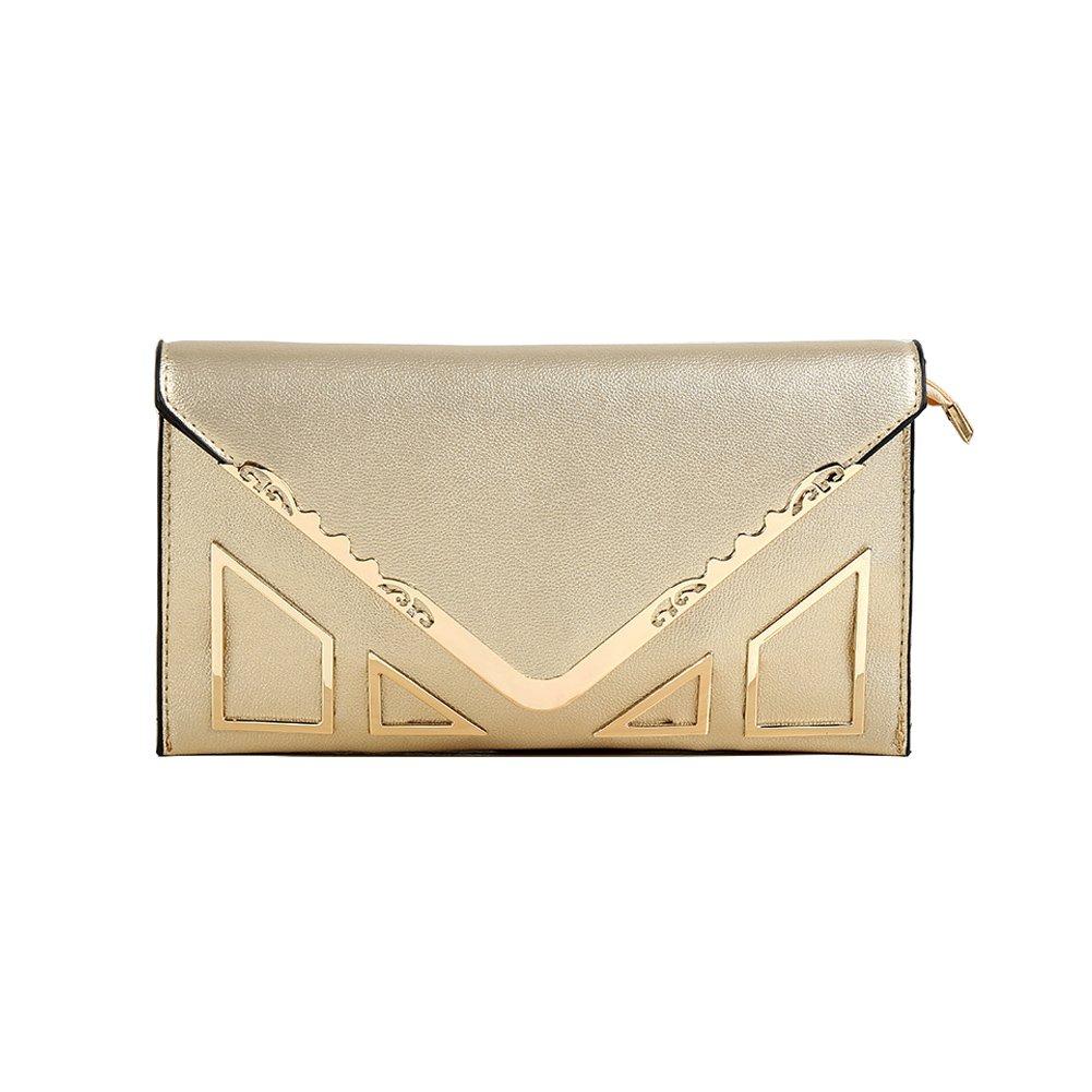 Sookiay Womens Envelope Clutch Wallet