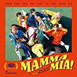SF9 [MAMMA MIA!] 4th Mini Album CD+Photobook+Cover+Ticketcard+Card+Tracking Number SEALED