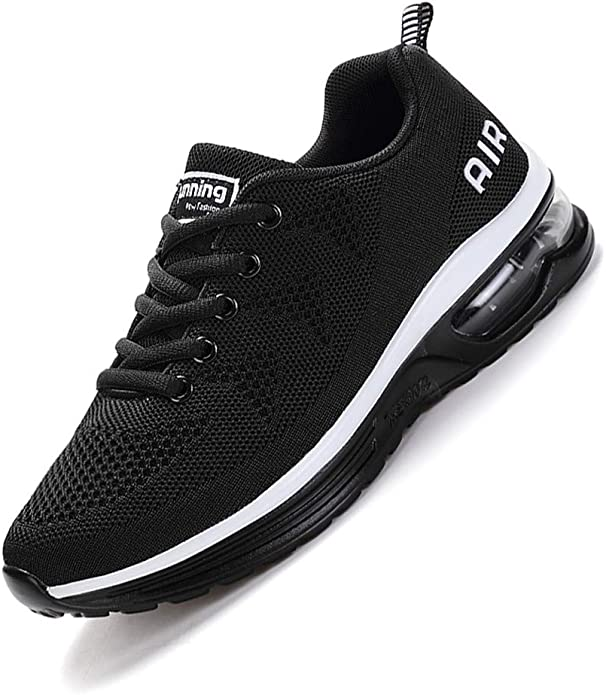 SMARTEN Air Zapatillas de Running,Hombre Mujer Calzado Deportivo ...