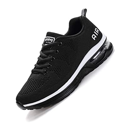 smarten Hommes Femme Basket Mode Chaussures de Sports Course Sneakers Fitness Outdoor Run Shoes Running Respirantes Athlétique Multicolore