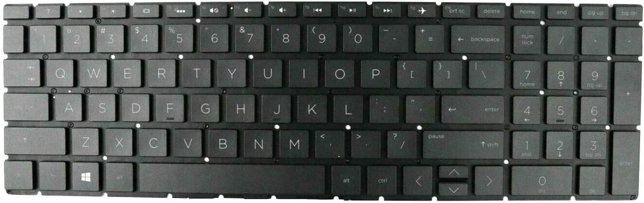 US Layout Black Color Givwizd Laptop Replacement Backlit Keyboard for HP 17-ca0000AU 17-ca0000AX 17-ca0000no 17-ca0000ns 17-ca0000ur 17-ca0001AU 17-ca0001AX 17-ca0001nc 17-ca0001ng