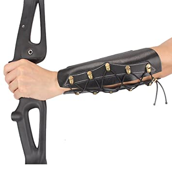 Bogenschießen Sport Armschutz Armschützer für Erwachsene