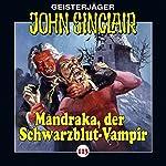 Mandraka, der Schwarzblut-Vampir (John Sinclair 113) | Jason Dark