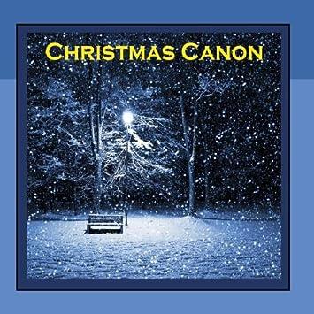 Christmas Cannon.Christmas Canon