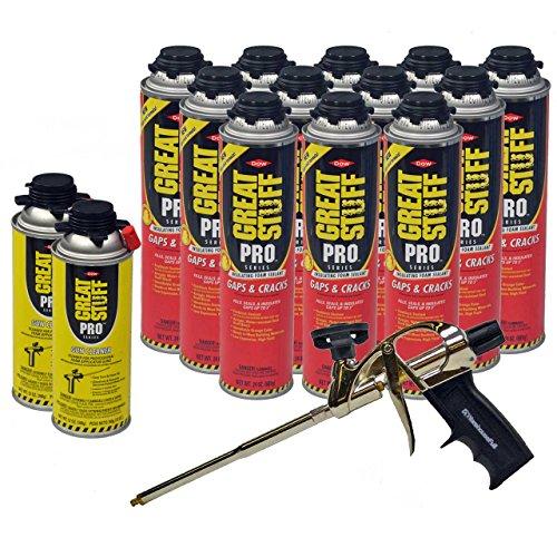Check expert advices for spray foam gun kit insulating?