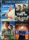 Abel's Field/The Might Macs/Soul Surfer/When the Game Stands Tall [Region 1]