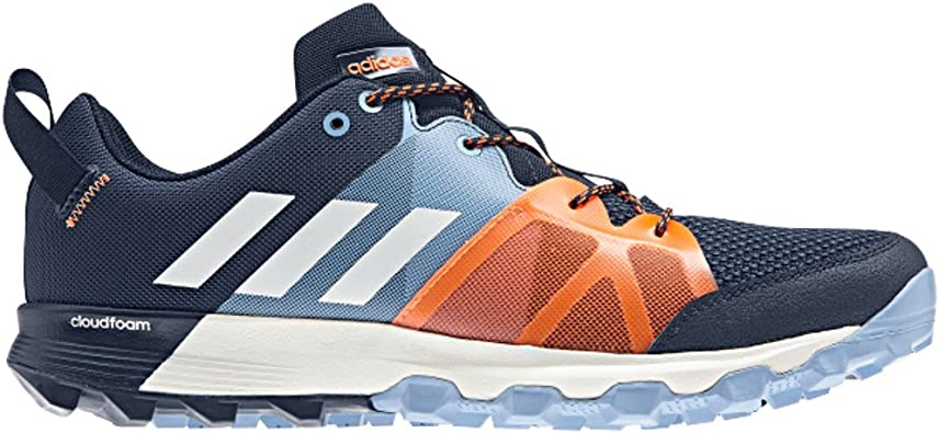 escaldadura Triplicar rodar  Amazon.com: adidas Outdoor Kanadia 8.1 Trail Zapatillas de running para  hombre, Azul, 15: Shoes