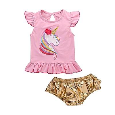 Midbeauty Catch Wave Life Newborn Infant Baby Summer Sleeveless Bodysuit Romper Jumpsuits Playsuit