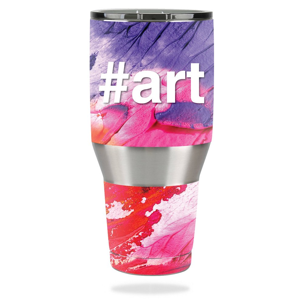 MightySkins Skin For Ozark Trail 40 oz Tumbler – Art | Protective, Durable, and Unique Vinyl Decal wrap cover | Easy To Apply, Remove, and Change Styles | Made in the USA