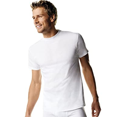 989dafe8d870 Image Unavailable. Image not available for. Color: Hanes Men's FreshIQ V-Neck  T-Shirts (XX-Large Tall ...