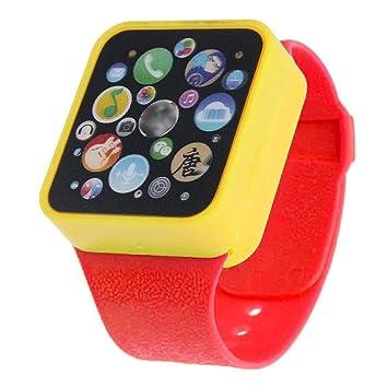 Murieo Smartwatch Niño Reloj Inteligente Niño Juegos Educativos Early Learning Watches Relojes Juegos de Juguetes (Edad 3+)