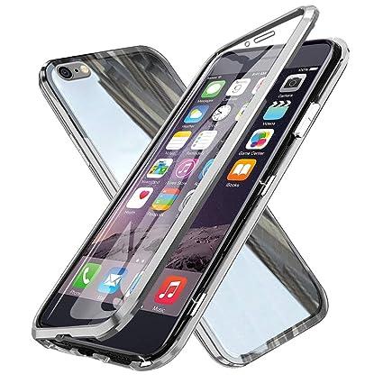 coque iphone 8 magnetique avant et arriere