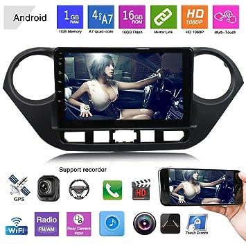 Y&Jack Navigator One Machine Car GPS navegación Inteligente Reproductor de Coche MP4 Bluetooth inversión de Imagen