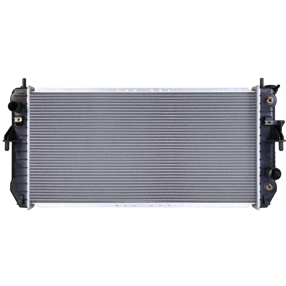 Prime Choice Auto Parts RK1506 Aluminum Radiator