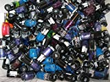 100pc Wholesale Lot Nail Polish Assorted Colors & Brands Like-Maybelline-Petites-L.A Girl-Sally Hansen-L'Oreal-Sinful Color-City Color and More