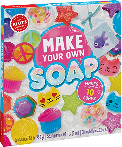 Star Page Kit - KLUTZ Make Your Own Soap Science Kit