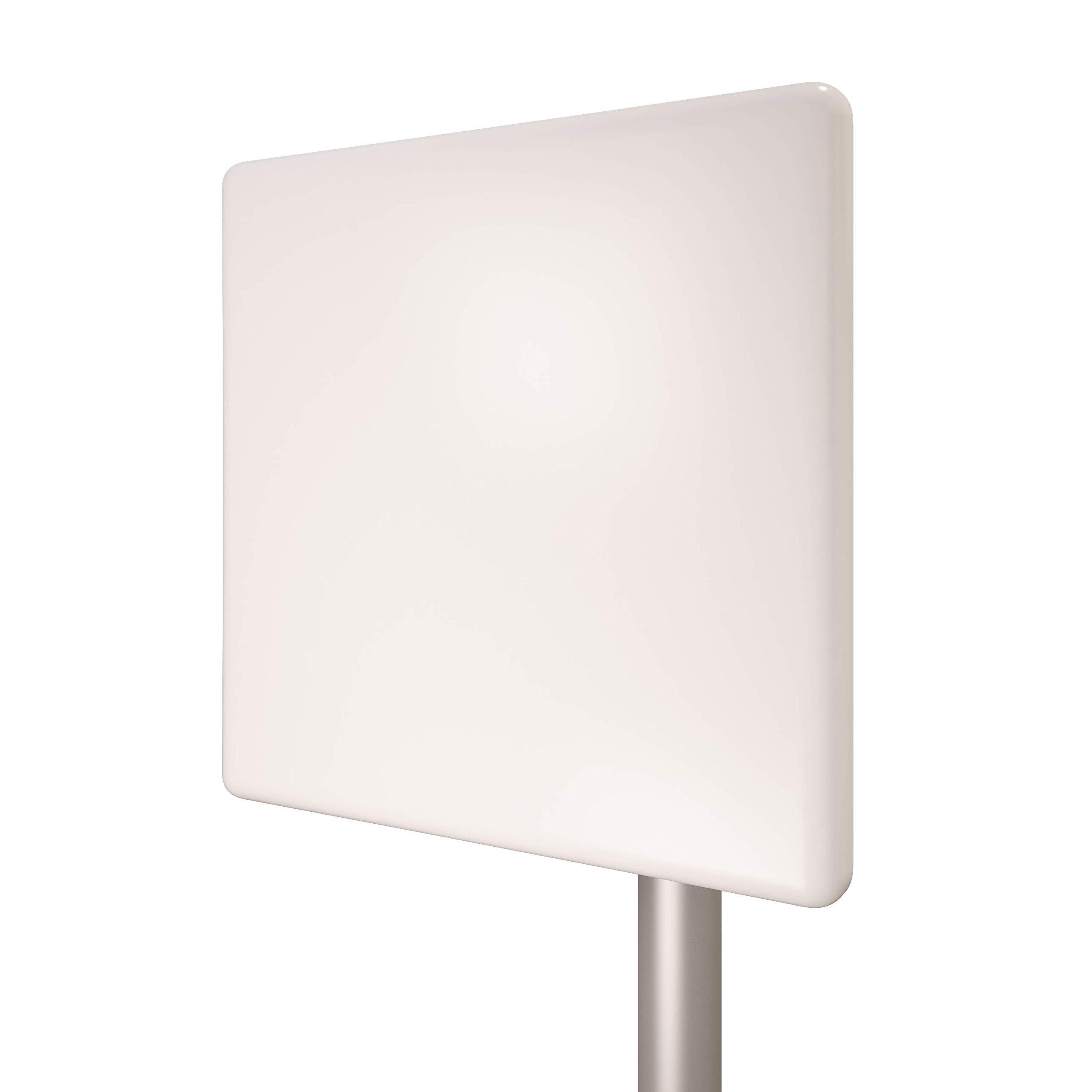 Tupavco TP511 Panel Antenna 2.4GHz WiFi 20dBi Wireless Outdoor 18° Directional N (f) High Gain Range by Tupavco