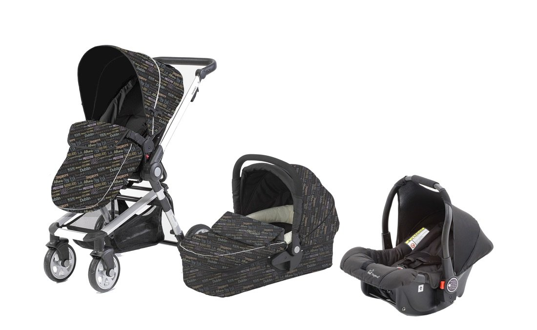 Baby Elegance Beep Twist Colour Pack, City Baby Elegance UK 4320