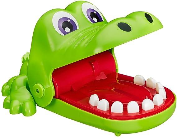 97cbf3823e Hasbro Gaming - Cocco Dentista (Gioco in Scatola)