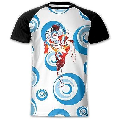 UTzt Shirt Thai Boxing Mens Classic Short Sleeve Modern T-Shirt Tees